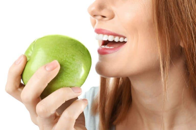 Teeth Whitening diet